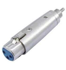 Omnitronic breytist. RCA-M / XLR-F