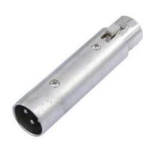 Omnitronic 3pin XLR-M / 5pin XLR-F