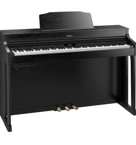 Roland HP603 rafmagnspíanó svart