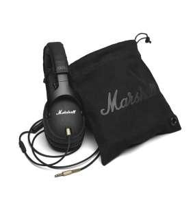 Marshall Monitor - svört