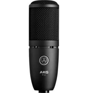 AKG P120 condenser
