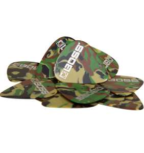 Boss Neglur Camo Medium - 12 Pack