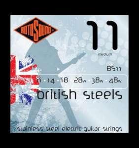 Rotosound British Steel 11-48
