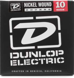 Dunlop Rafgítarstrengir 10-46