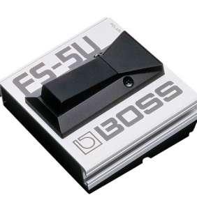Boss FS-5U Foot Switch (Unlatch Type)