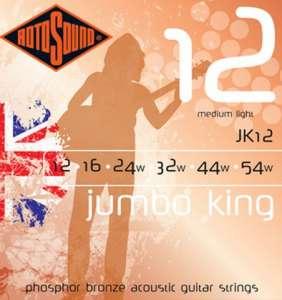 Rotosound Jumbo King 12-54