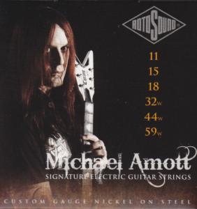 Rotosound Michael Amott Signature 11-59
