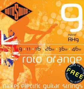 Rotosound Roto Orange 9-46