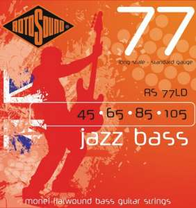 Rotosound Jazz Bass 45-105