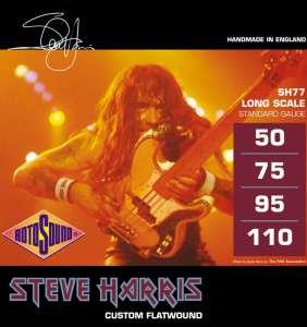 Rotosound Steve Harris Signature 50-110