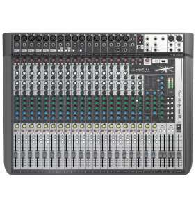 Soundcraft Signature 22 Multi-track