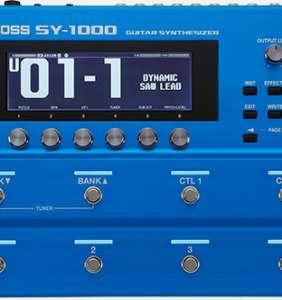 Boss SY-1000 Synthesizer