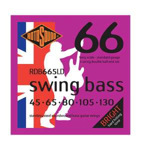 Rotosound Swing Bass double ball end set